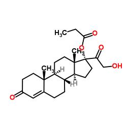 Cortexolone 17-Alpha Propionate